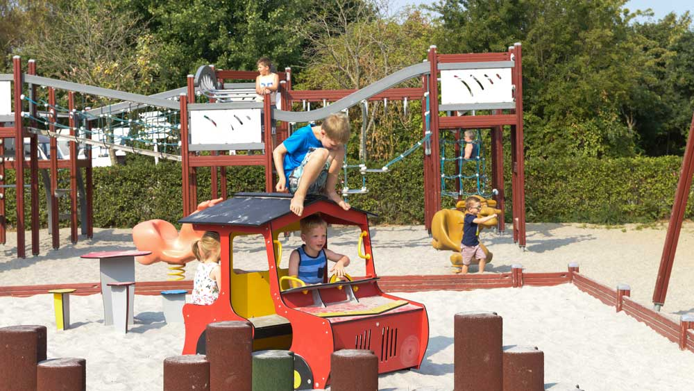 Space for children at Horsens City Camping