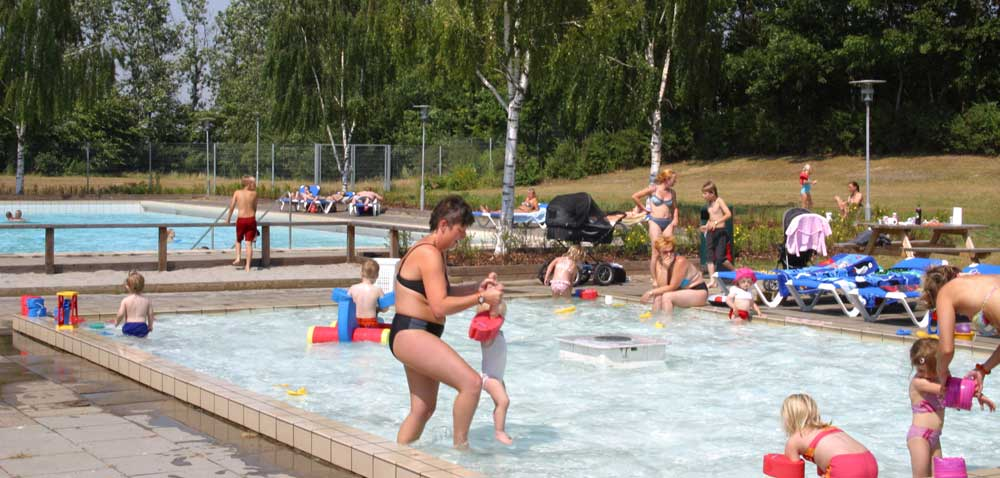 Horsens Aqua Forum outdoor poolarea